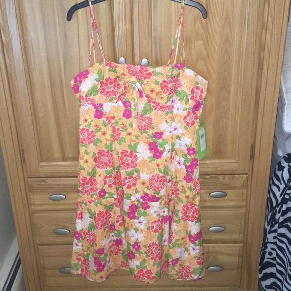 Citrine Dresses & Skirts - NWT Citrine Floral Dress 12